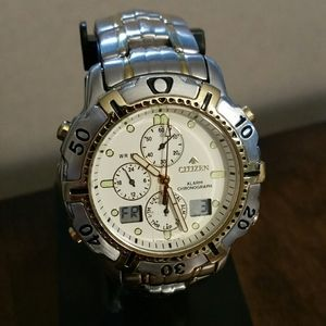 Citizen Promaster Alarm Chrono Diver Watch